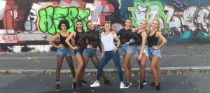 Lucie Pitelová a EVIL DANCERS